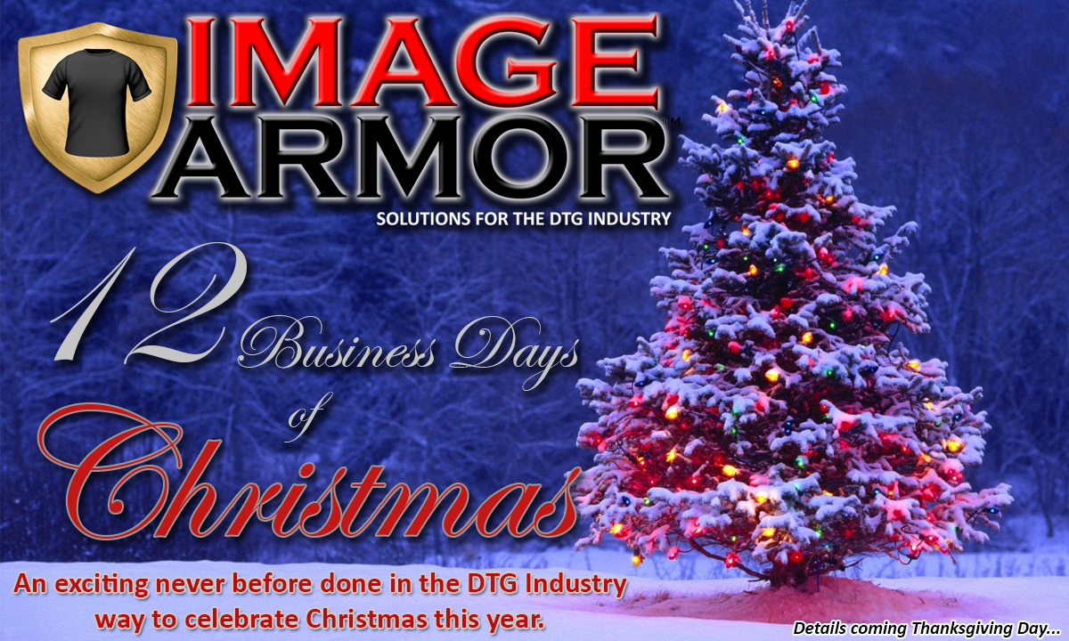 2nd Business Day of Christmas and Image Armor Gave To Me - Image ...