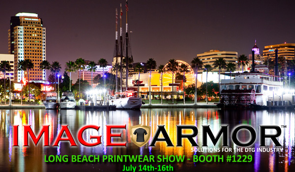 Come See Image Armor at the Long Beach NBM Show July 14th-16th
