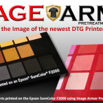 Image Armor Helps Protect the newest Epson DTG Printer on the market