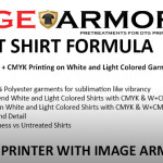 New Image Armor Light Shirt Formula Now Available
