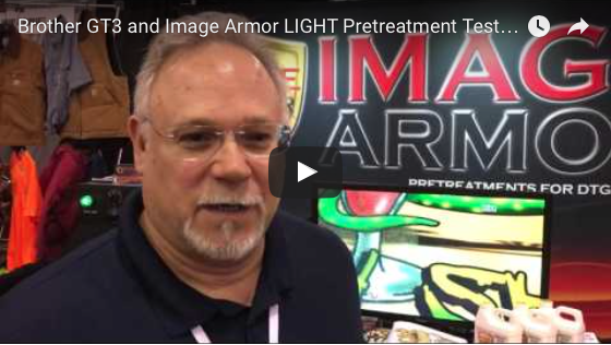 Image Armor Customer Testimonial – Brother GT3 and IA Light Shirt Formula