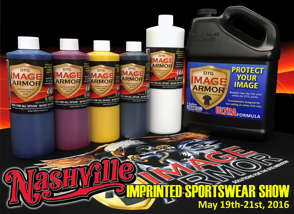 Visit Image Armor in Nashville May 19th-21st, 2016