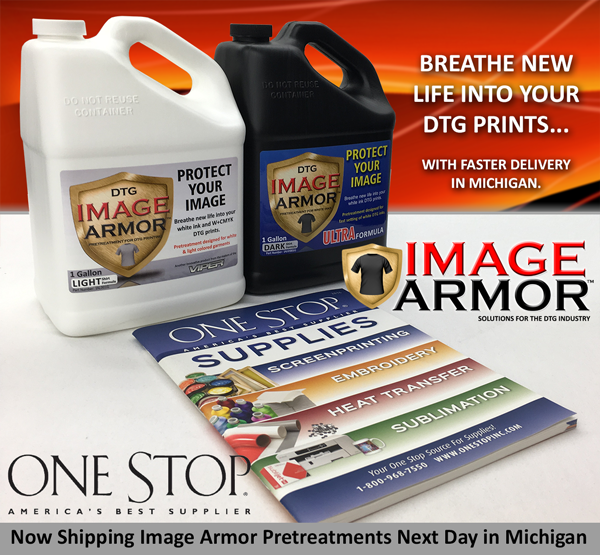 One Stop Distributors of Grand Rapids Michigan Newest Image Armor