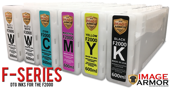 F-SERIES Image Armor Inks for the Epson F-2000