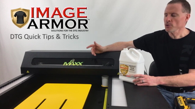 Image Armor DTG Tips & Tricks – Pretreatment Tube Holder