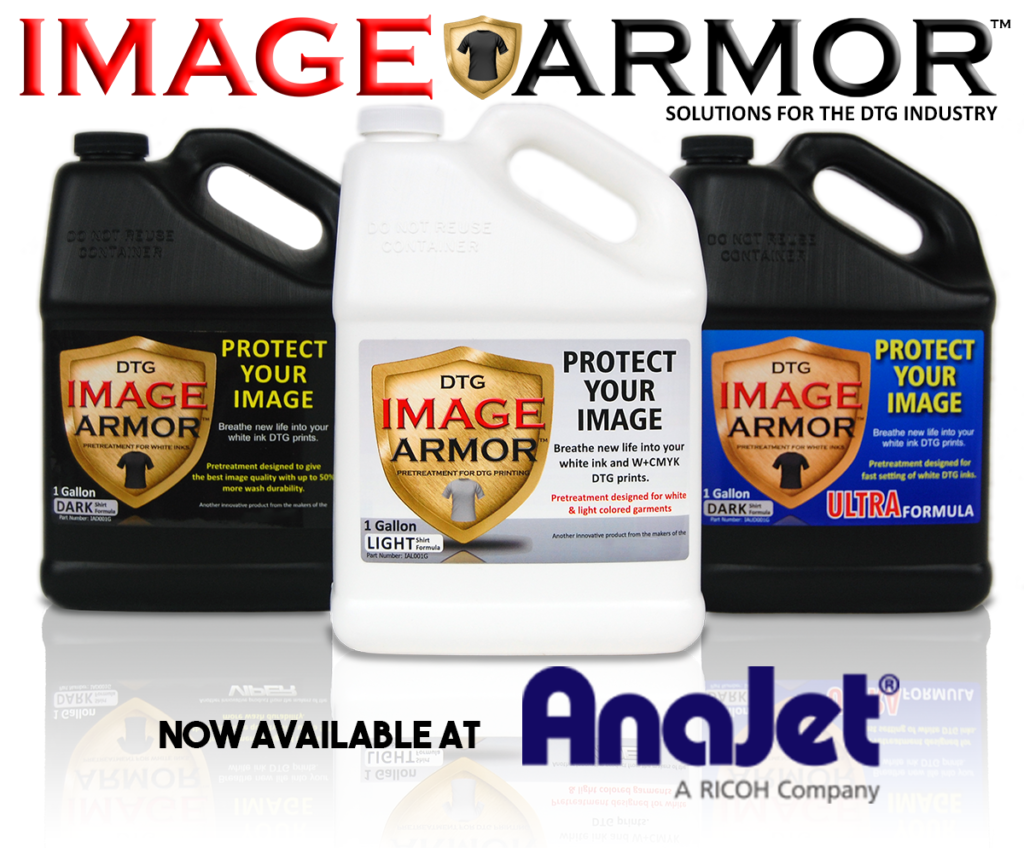 Anajet – Image Armor TRY BEFORE YOU BUY Pretreatment Offer
